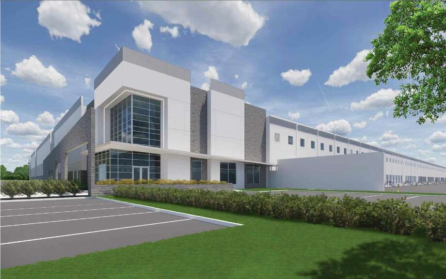 Stream Realty Partners will develop three industrial buildings totaling 1 million square feet in the first phase of it Empire West Business Park in Brookshire. Photo: Stream Realty Partners