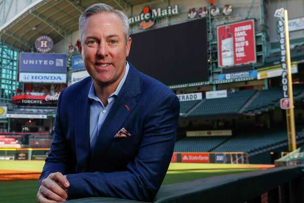 During his tenure as Astros president, Reid Ryan became known for enhancing the fan experience at Minute Maid Park.