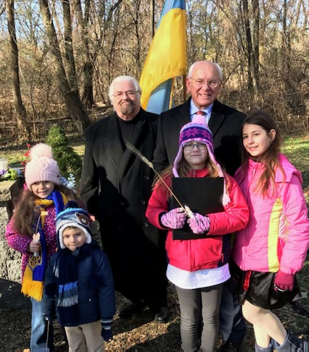Rep. Paul Tonko joins those remembering the victims of the Holodomor on Saturday, Nov. 16, 2019.
