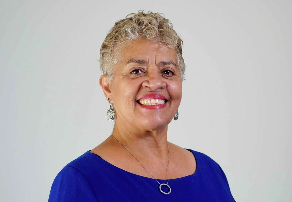 District D Councilmember-elect Carolyn Evans-Shabazz
