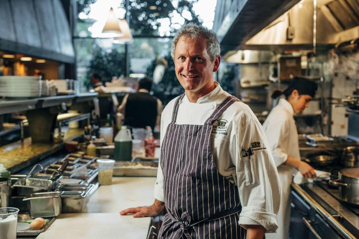 Mark Dommen (chef-partner at One Market)