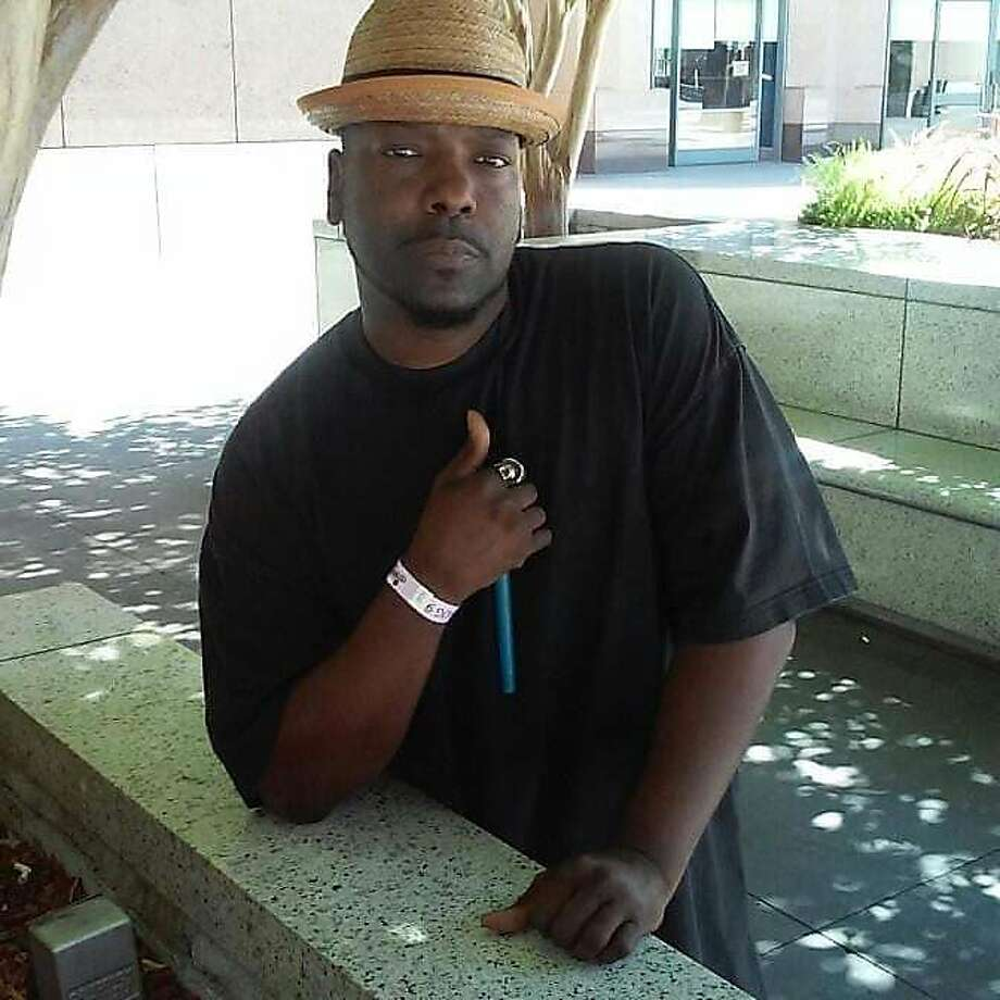 Oliver Williams aka Tyrone Hodges was the victim of a fatal stabbing on a BART train. Photo: Jazmine Creech