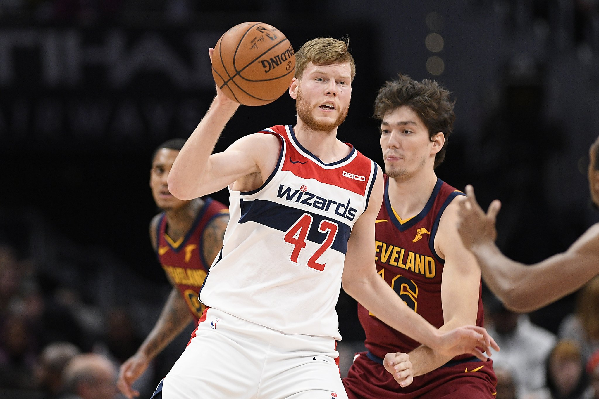 Given green light to shoot deep 3s, Bertans thrives with Wizards