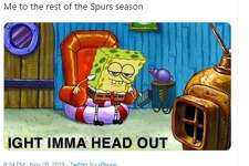 Fans and enemies marked the longest losing streak of the Spurs with memes.