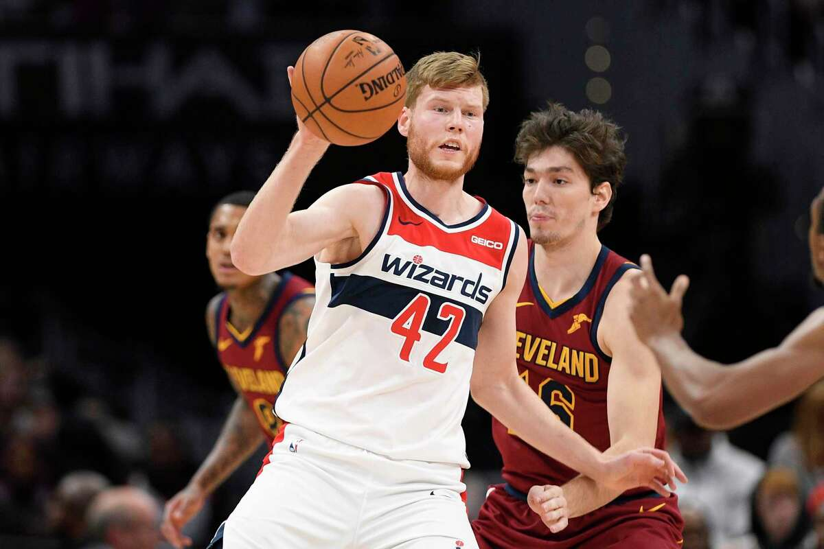 After torching his former team for 23 points on 7-of-7 shooting in a 124-122 loss to the Spurs on Oct. 26, Davis Bertans did it again Wednesday, hitting four 3-pointers on his way to 21 points.