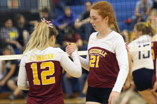 After losing in the district semifinals, the Deckerville Eagles volleyball team did not close out the 2019 season as it would have hoped.