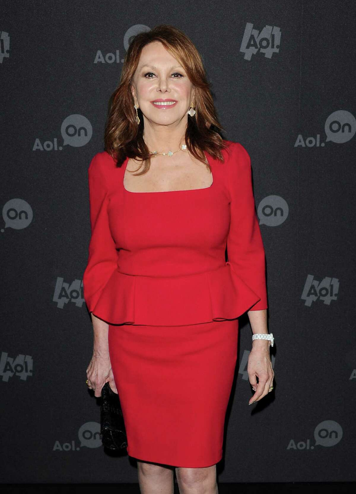 Actress Marlo Thomas attends AOL's web series