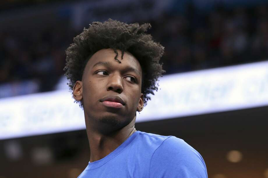 James Wiseman: C, Memphis The top high school recruit in the class of 2019, Wiseman was hit with a 12-game suspension by the NCAA after his mother accepted $11,500 from Memphis head coach Penny Hardaway in 2017. He won't be eligible to play again until January 12, but he'll real fun to watch when he returns. At 7'0, Wiseman has a rare combination of size, athleticism and the ability to run the floor, something that'd likely catch the eye of head coach Steve Kerr. Photo: Karen Pulfer Focht, Associated Press