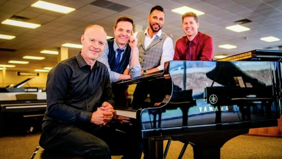 Thursday, Nov. 21: The Piano Guys, four talented dads from Utah, is set for 7:30 p.m. at the Midland Center for the Arts. (Photo provided/MCFTA)