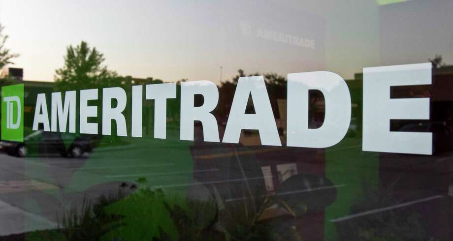 TD Ameritrade is weighing a sale to brokerage rival Charles Schwab, according to CNBC, on the heels of both companies cutting stock trading commissions to zero with industry heavyweight Fidelity following suit. Photo: Nati Harnik / Associated Press / AP2010