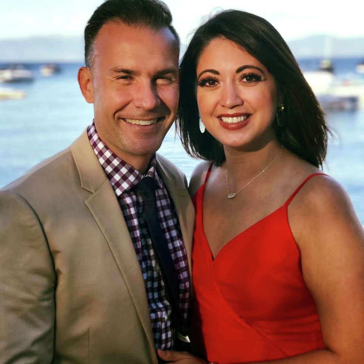 Spectrum anchors Alex Stockwell and Travis Recek announced their engagement on social media over the weekend