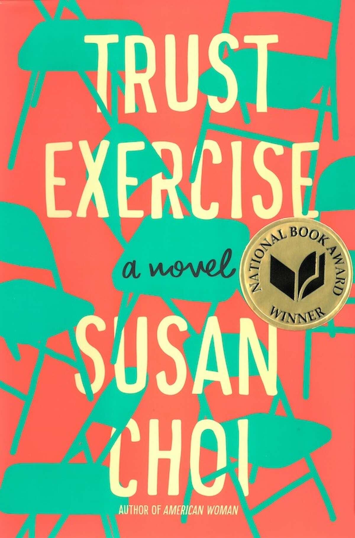 Author Susan Choi won the National Book Award for