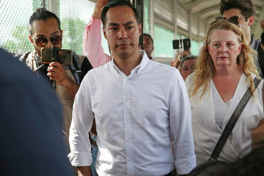 Democratic candidate for president Julian Castro's White House bid may be coming to an end — but his story's not over. . Photo: Jerry Lara /Staff Photographer / © 2019 San Antonio Express-News