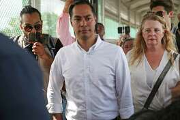 Democratic candidate for president Julian Castro's White House bid may be coming to an end - but his story's not over. .