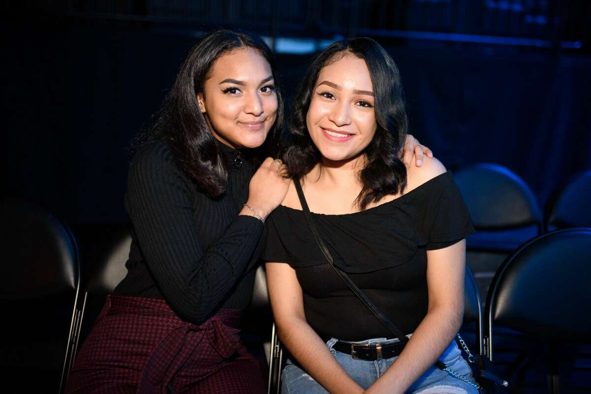 Fans at Revention Music Center in Downtown Houston for Alessia Cara - The Pains of Growing Tour on Wednesday, November 20, 2019