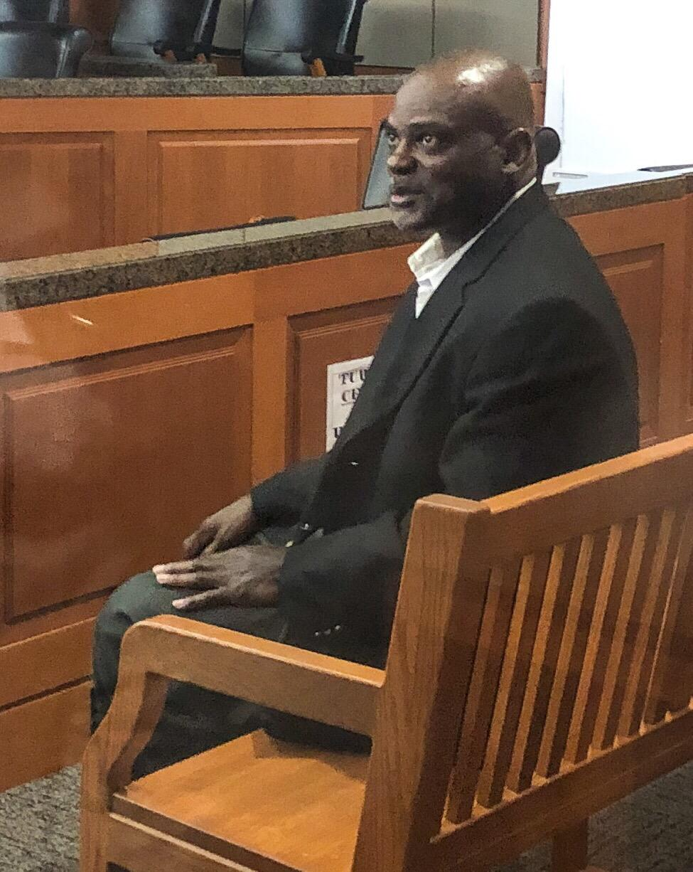 Who is David Ware? Oklahoma prosecutor seeks death penalty