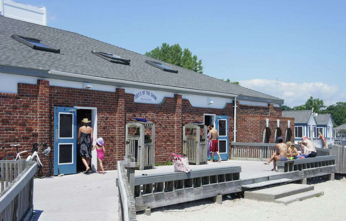 The town's Parks and Recreation Department announced Joey's by the Shore concessions would close in November. Taken July 22, 2012 in Westport, Conn.