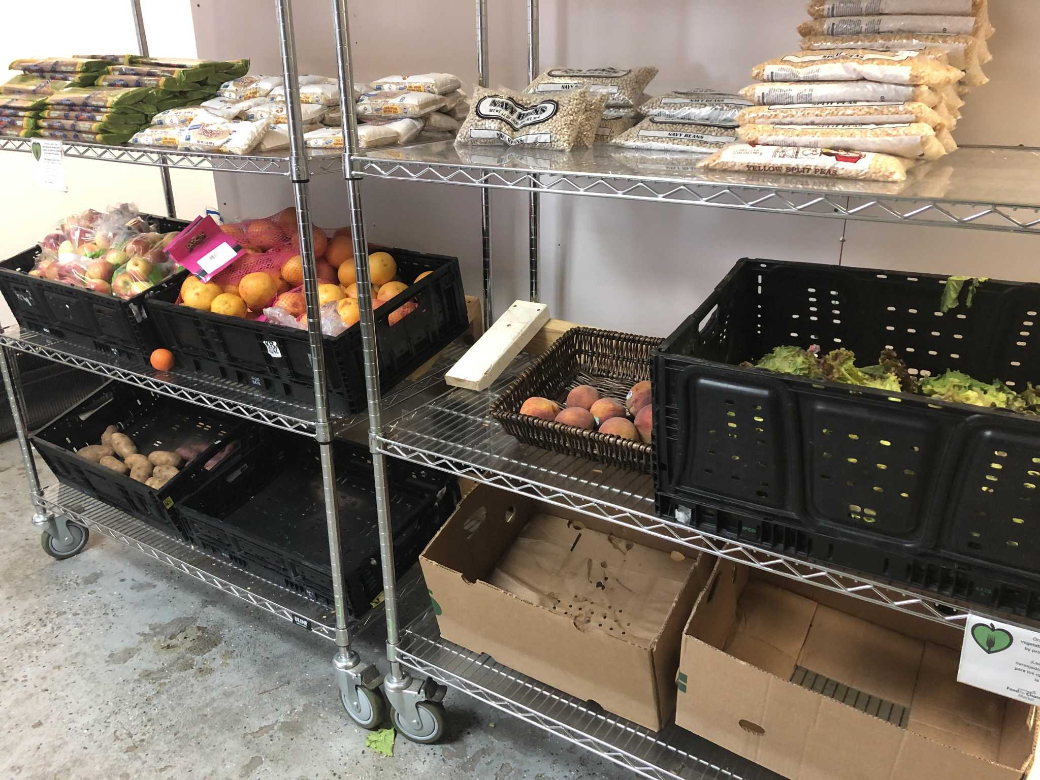 Katy Christian Ministries pantry needs fresh produce