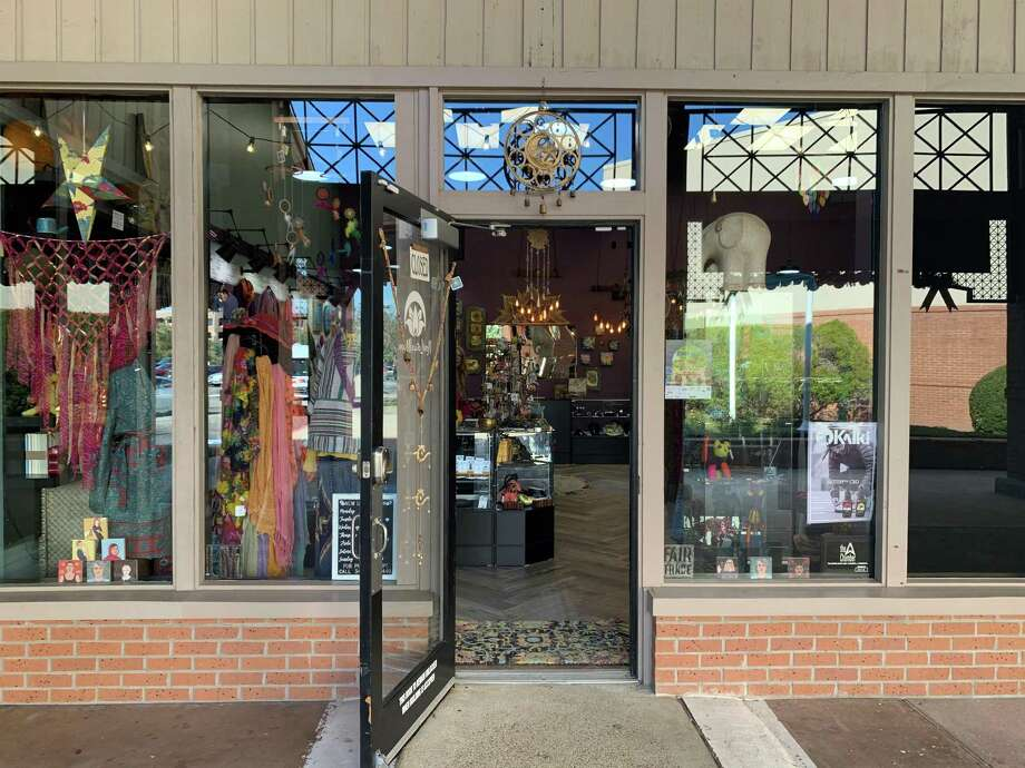 NewLotusMoon supports local businesses by selling local products as well as handmade and fair trade items from around the world. Photo: Houston Chronicle