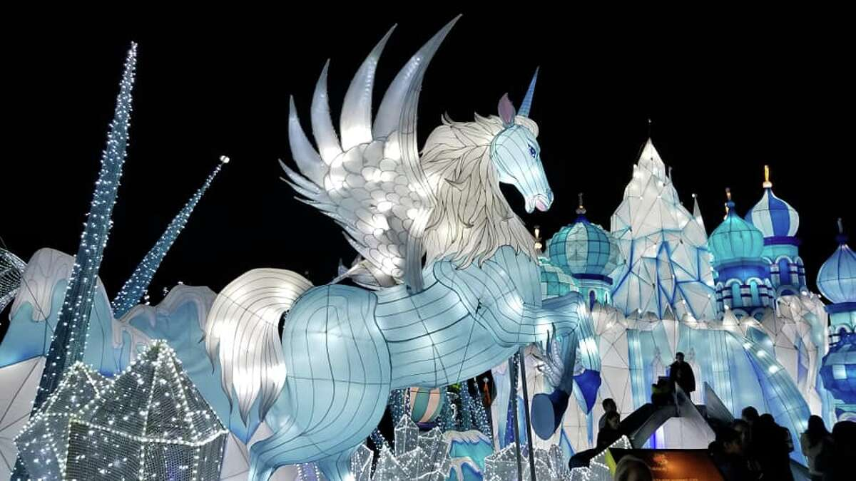 Magical Winter Lights Nov. 15, 2019 - Jan. 5, 20201000 FM 2004, La MarqueThe largest lantern festival in the U.S. features 20 acres of life-size light displays as well as acrobatic performances, carnival rides and games and more.