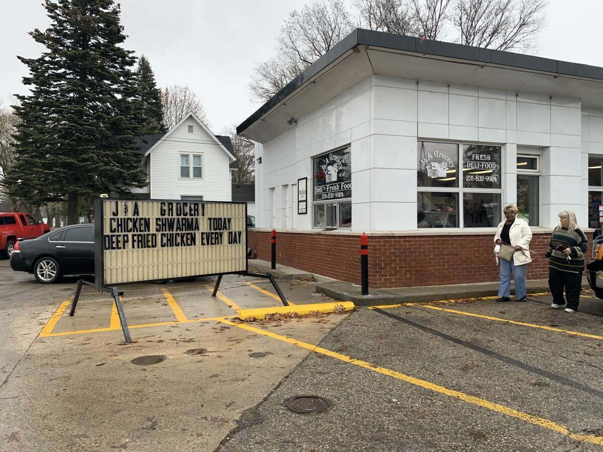J and A Grocery now open in Reed City offers locals a convenient place to shop and grab a quick lunch.