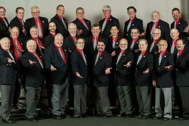 The Coastal Chordsmen will perform a free concert at the Trumbull Library on Sunday, Dec. 1.