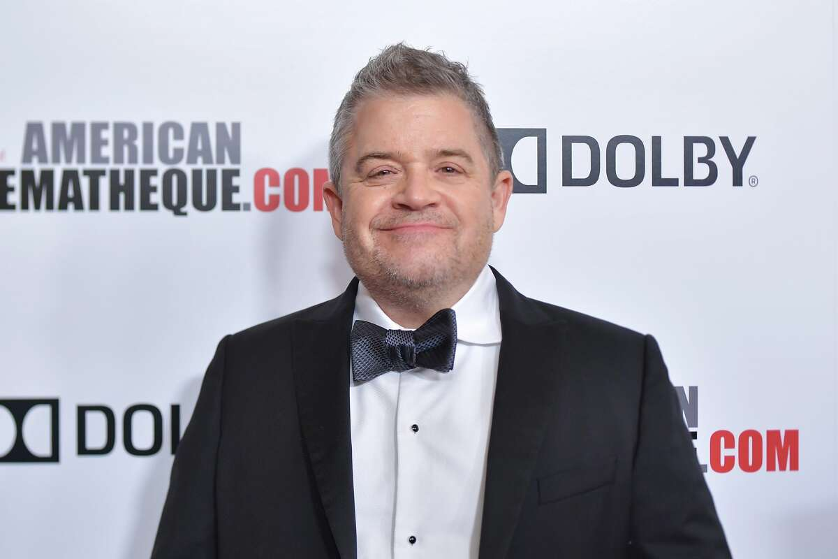 Patton Oswalt attends the 33rd American Cinematheque Award Presentation Honoring Charlize Theron at The Beverly Hilton Hotel on November 08, 2019 in Beverly Hills, California. Oswalt will alsoappear at the upcoming Sketchfest in January.