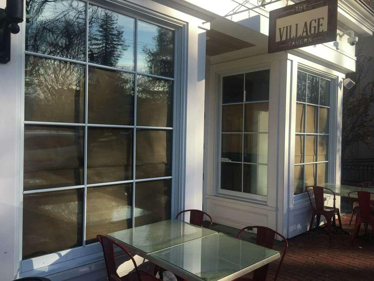The Village Tavern on Main Street in Ridgefield on Thursday, Nov. 21.
