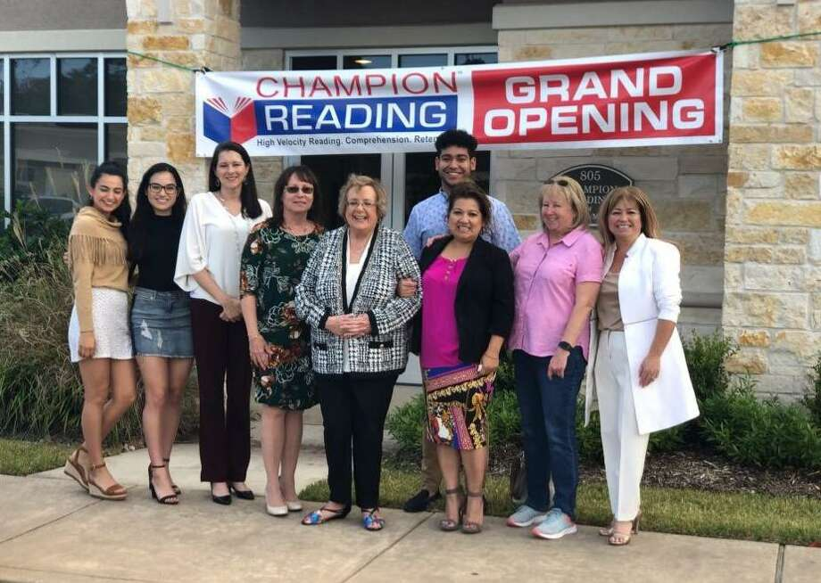 Champion Reading Woodlands & Magnolia celebrated its grand opening in the Spring area on Wednesday, Nov. 20, 2019. Photo: Courtesy Of Champion Reading / Submitted