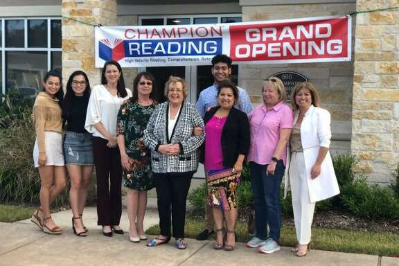 Champion Reading Woodlands & Magnolia celebrated its grand opening in the Spring area on Wednesday, Nov. 20, 2019.