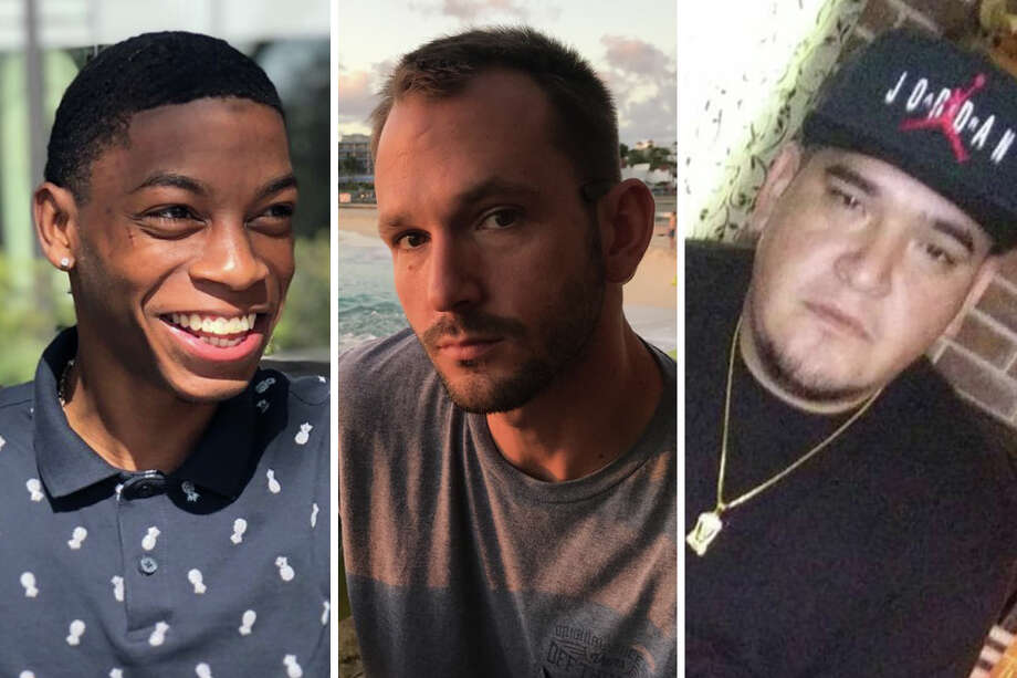 35 people died by homicide in October in Harris County, part at least 345 people whose lives were lost due to homicide in the county this year. >> Click through the following gallery to see some notable stories from local homicide victims. Photo: Houston Chronicle