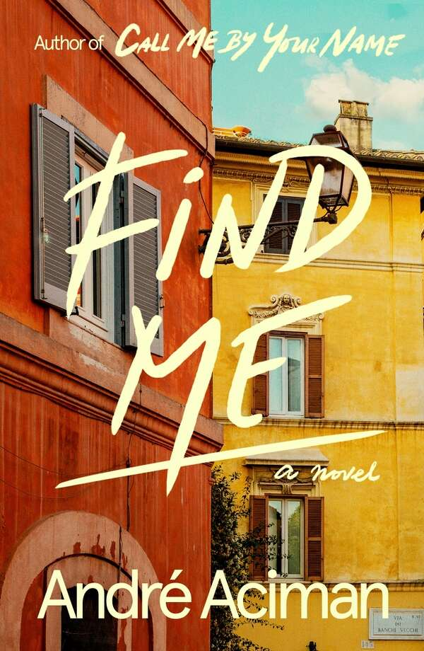 """""""Find Me"""" book cover (Macmillan Publishers)"""