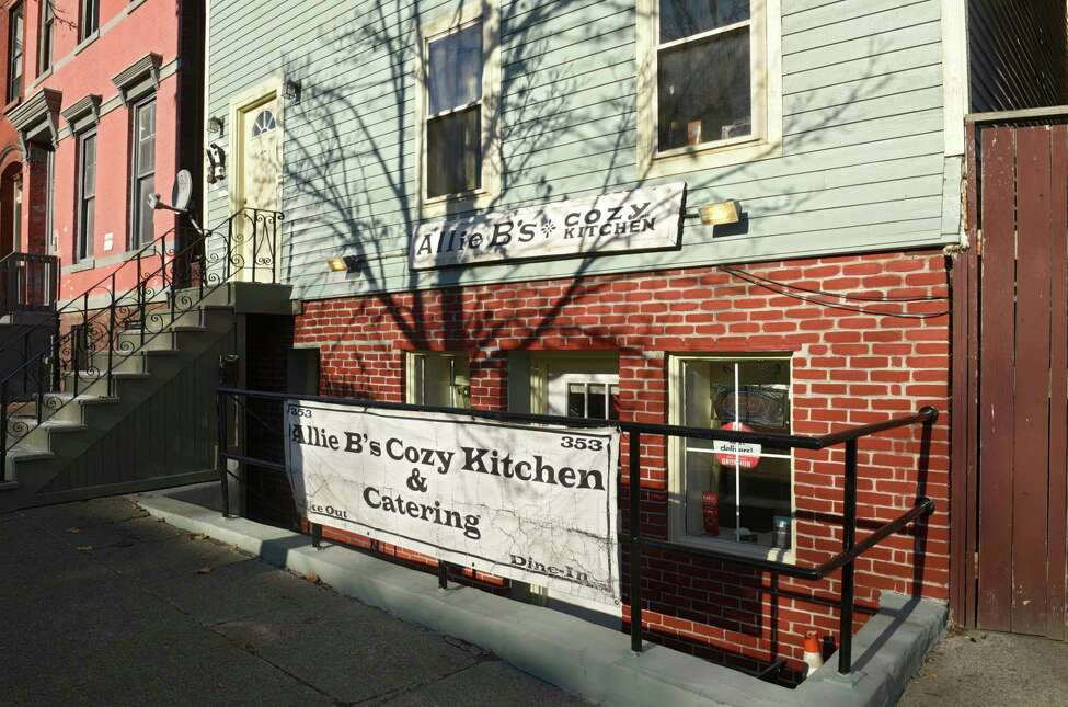 Allie B's Cozy Kitchen, 433 Clinton Ave., Albany .Phone: 518-729-3472WebsiteRead review