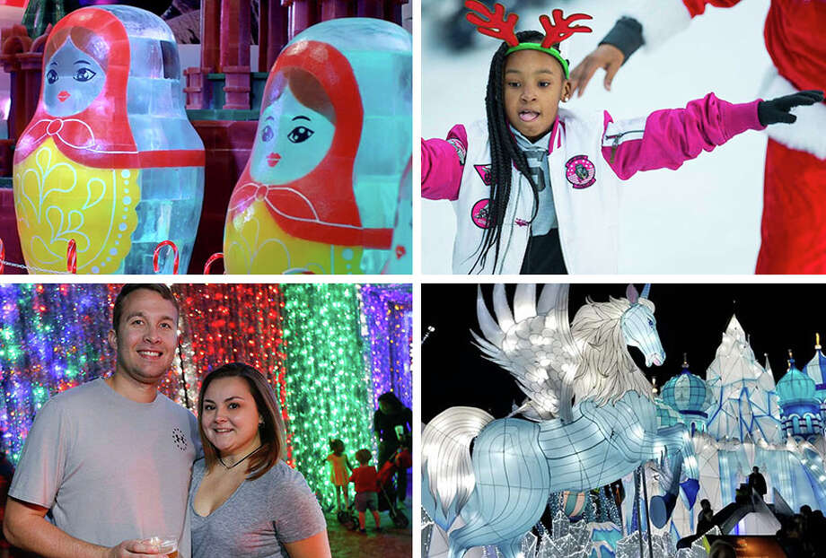 Must-try Houston destinations and events Check out all the magic the Bayou City and surrounding neighborhoods have to offer this winter... Photo: Houston Chronicle