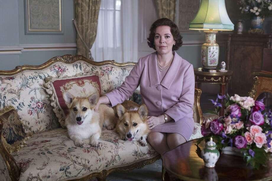 The Crown on Netflix Photo: Sophie Mutevelian / Sophie Mutevelian