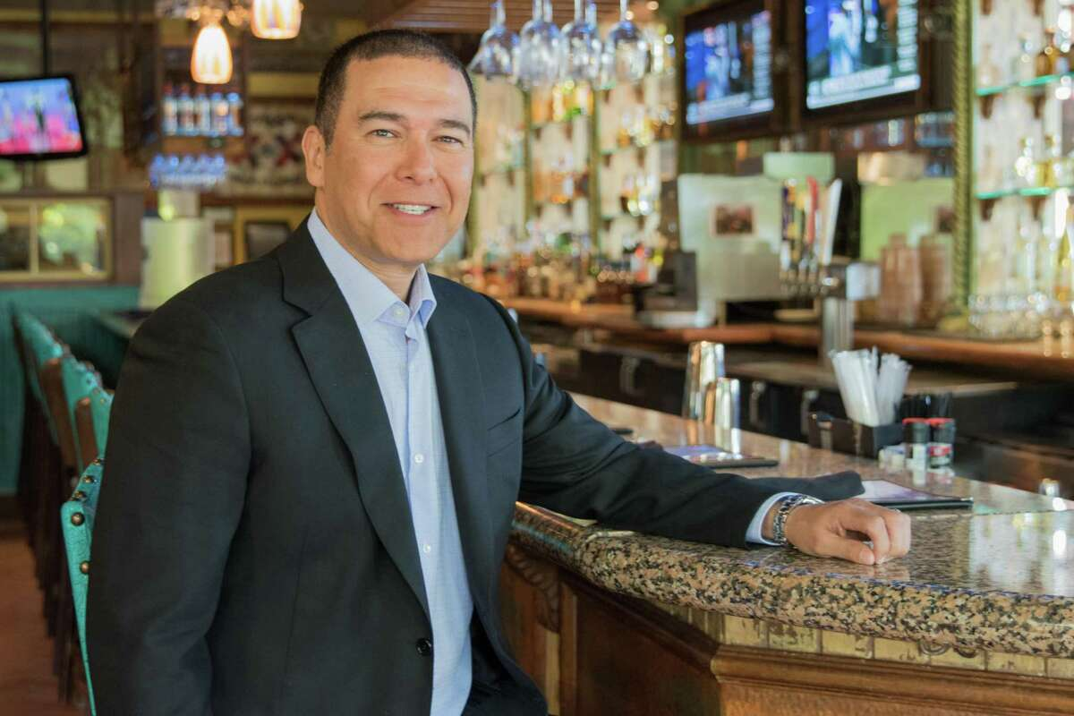 Russell Ybarra, founder of Gringo's Fabulous Tex Mex.
