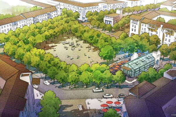 A group led by local commercial broker Ed Cross plans to build a 97-acre development on the West Side.
