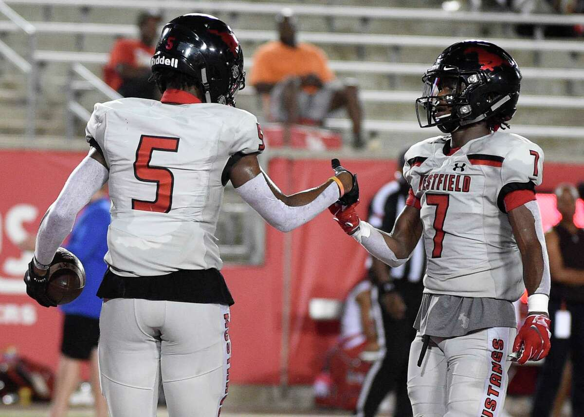 Westfield defeated Klein Cain 41-15 in bi-district, Nov. 15, at Planet Ford Stadium.