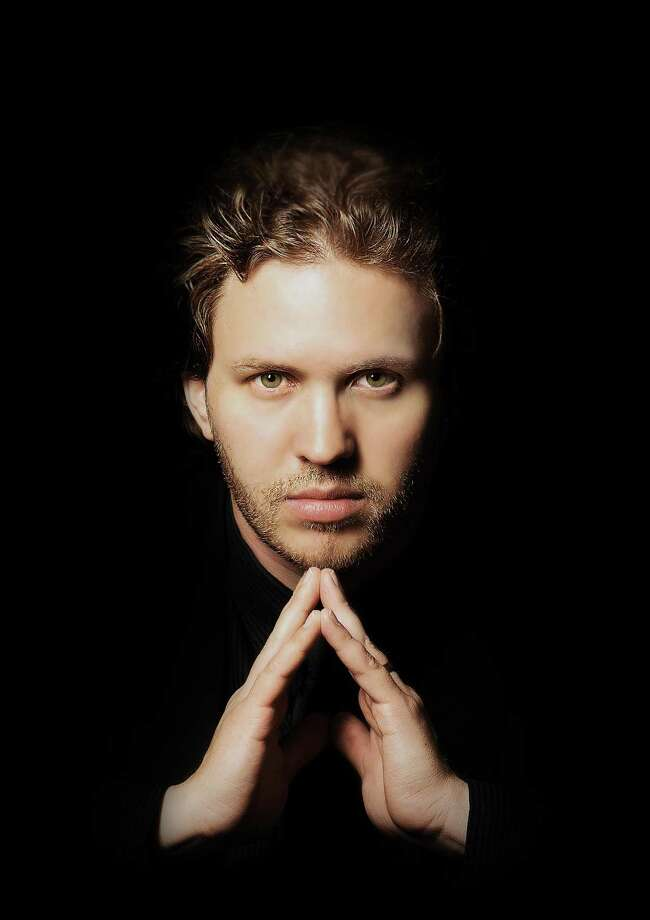 """Austrian guest conductor David Danzmayr led the San Antonio Symphony in its performance of Wolfgang Amadeus Mozart's mysterious """"Requiem."""" Photo: Courtesy"""
