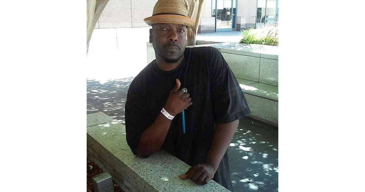 Tyrone Hodges Williams poses for a photo. Williams was the victim of a fatal stabbing on a BART train on Monday.