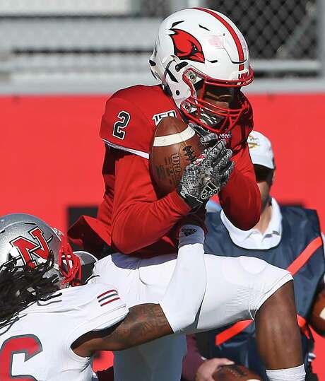 Freshman receiver CJ Hardy is a young UIW player who has heated up, making 19 of his 25 receptions in the past four weeks.