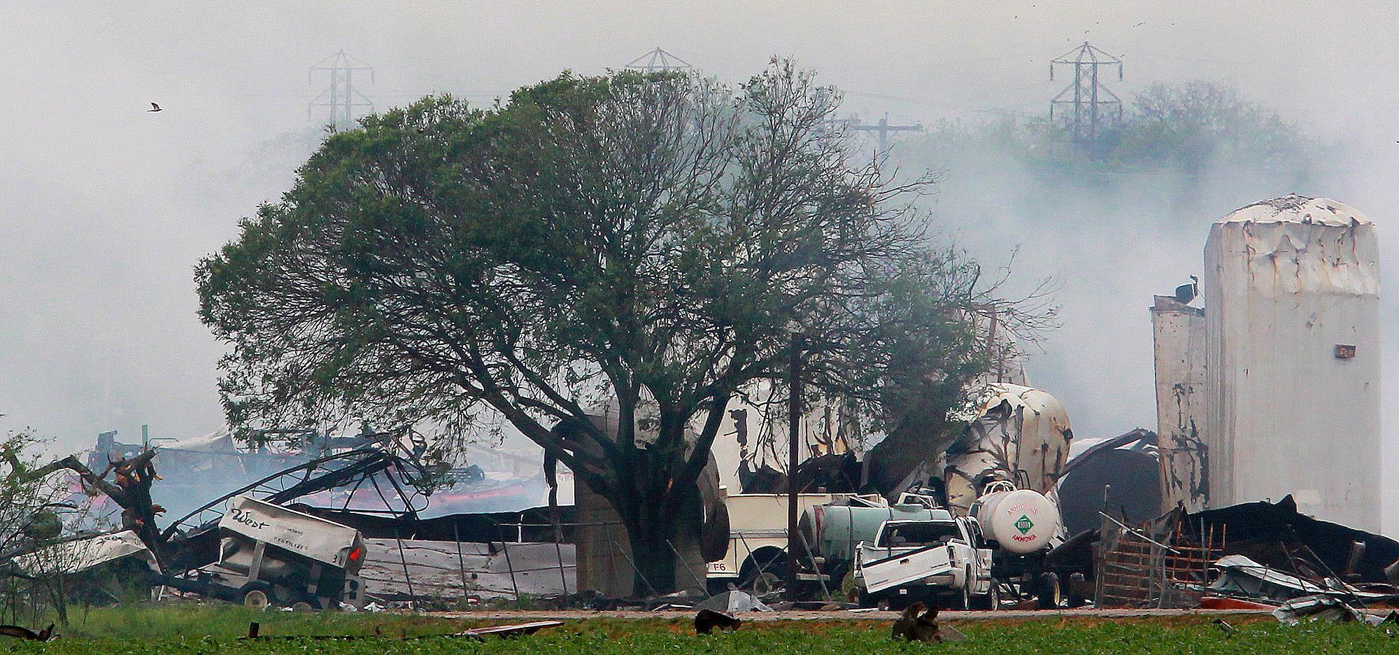 EPA rolls back regulations written after West, Texas explosion