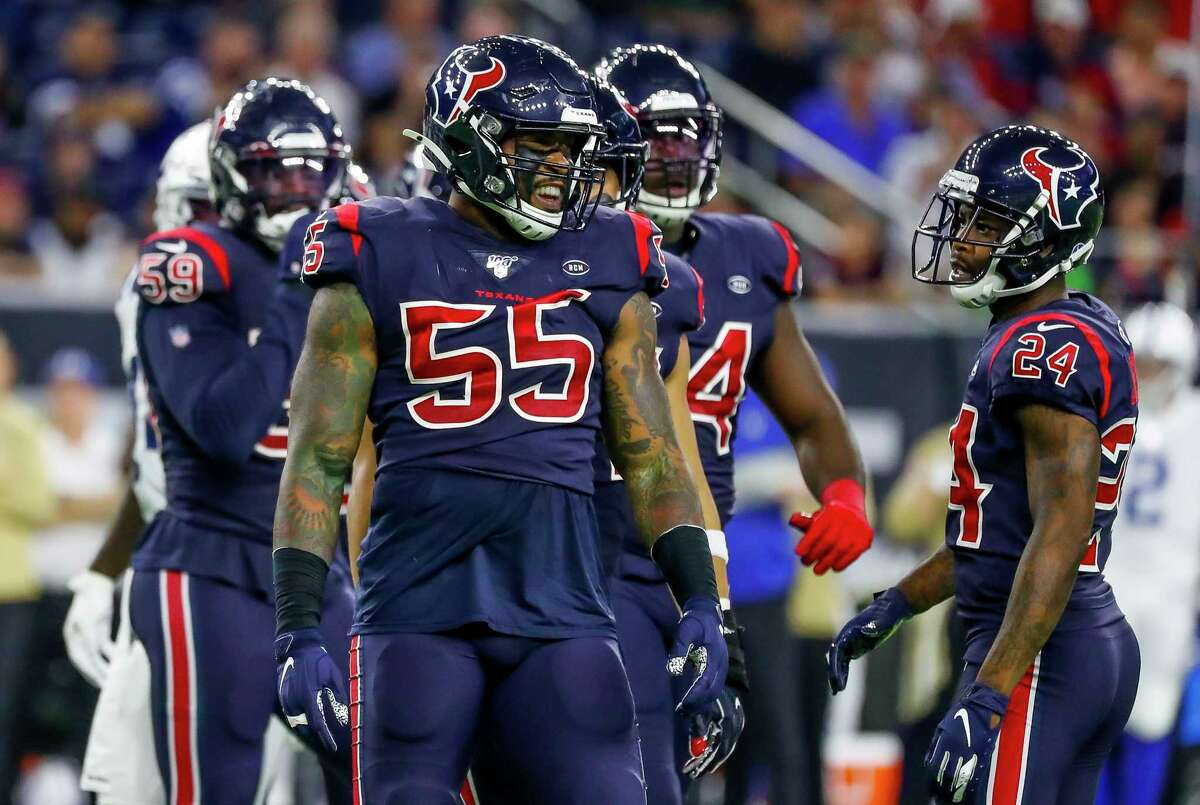Veteran linebacker Benardrick McKinney could be released or have his contract restructed this offseason as the Texans face key decisions at that position group.