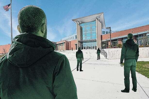 Photo illusration by Jeff Boyer/Times Union