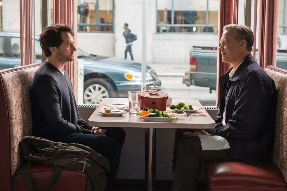 """Tom Hanks and Matthew Rhys star in """"A Beautiful Day in the Neighborhood."""""""