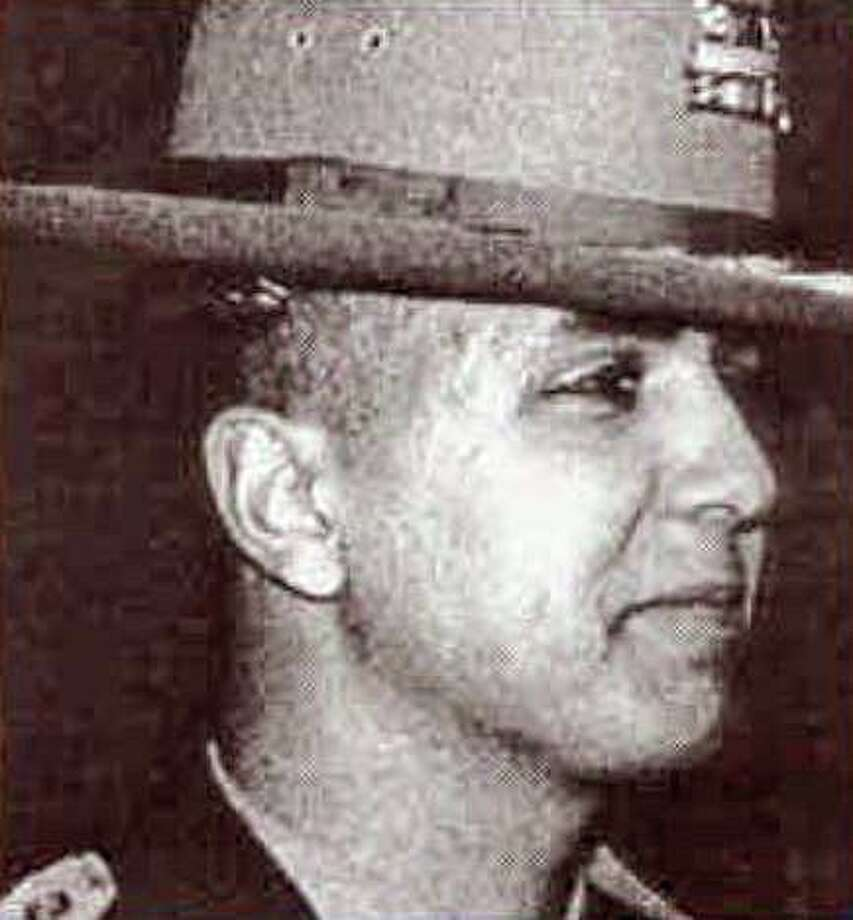 Thirty years ago today, a Connecticut state trooper was struck and killed on I-95 in Greenwich. Trooper Jorge Agosto, who was 27 years old, was working on one of the busiest traffic days of the year - the day before Thanksgiving - Wednesday, Nov. 22, 1989. Photo: Connecticut State Police