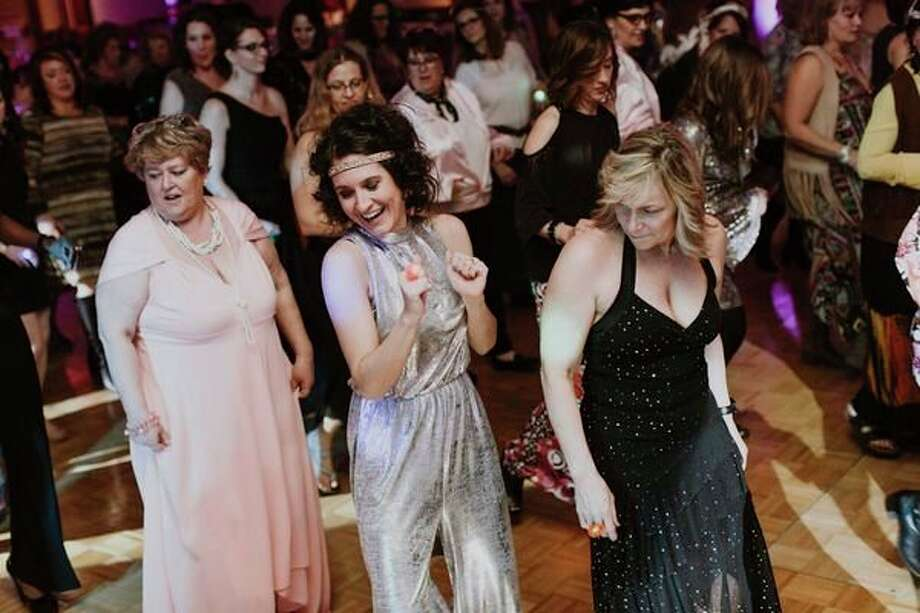 This year, more than 365 tickets have been sold for the 2020 Mom Prom. There will be a dance floor, DJ, silent auction, raffles, chocolate dessert bar and a photo booth. (Photo provided)