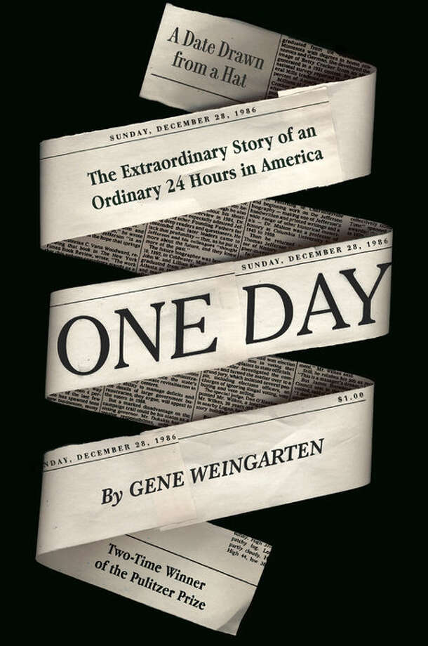 One Day: The Extraordinary Story of an Ordinary 24 Hours in America Photo: Blue Rider, Handout / Handout