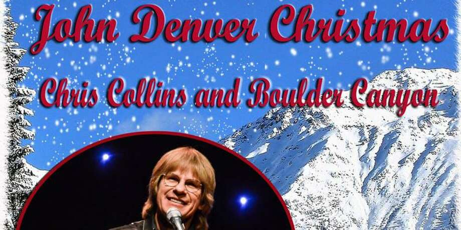 John Denver Christmas, featuring Chris Collins and Boulder Canyon, at the Wall Street Theater is part of the holiday activities coming up in Norwalk. Photo: Wall Street Theater