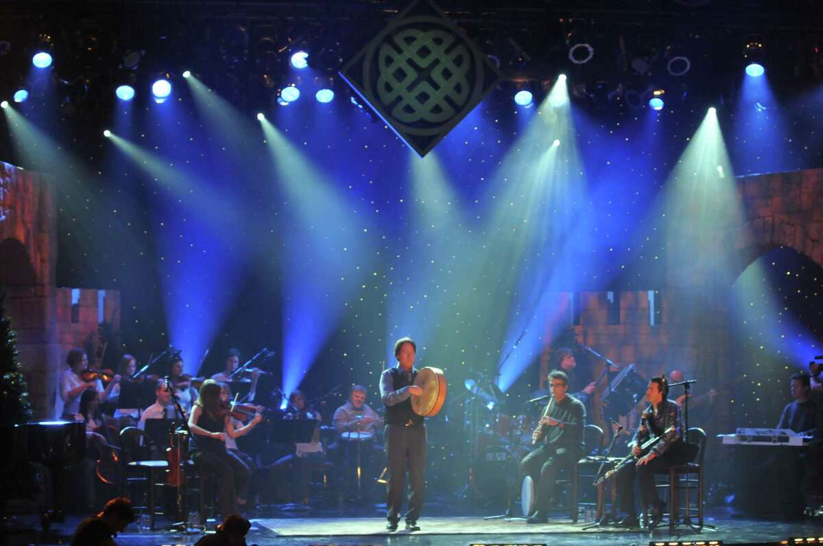 Christmas with the Celts returns to The Ridgefield Playhouse on Friday, Dec. 20, at 8 p.m